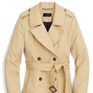 Brand new, never worn J. Crew Women's Trench Coat